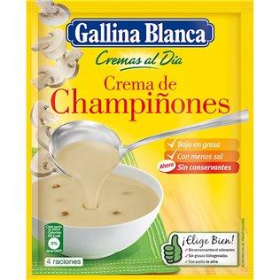 SOPA G.BLANCA STD. CREMA CHAMPIÑ