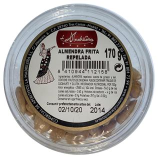 Almendra frita Madrileña 170 grs