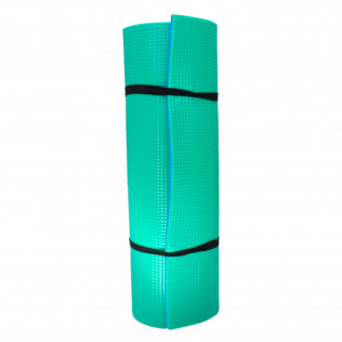 Esterilla Yoga Anti-deslizante Azul y Verde  |  Colchoneta 77x162 cm