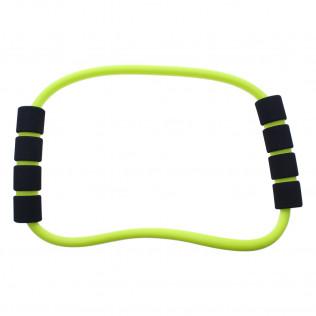 Extensor de resistencia circular - Verde y negro