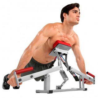 Banco de flexiones push up pump