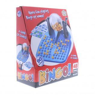 Bingo con cartones modelo 867