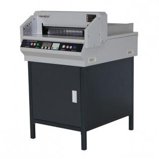 Guillotina automática eléctrica pro 450vs+