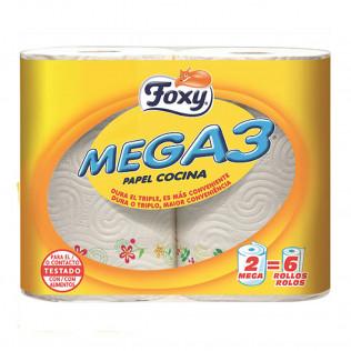 Rollo cocina Foxy Mega 3 2-6