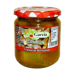 CACHITOS BERENJ.GARCIA FCO.200gr