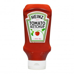 KETCHUP HEINZ EXTRA CONTROL 460g
