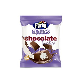 CLOUDS BOCADITOS CHOCOLATE CON LECHE BX80GRS