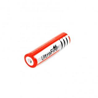 Batería recargable ultrafire 4800mah 3.7v li-ion