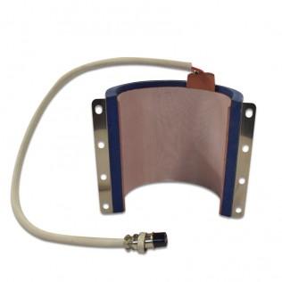Molde de resistencia para tazas rectas de plancha doble tazas st210