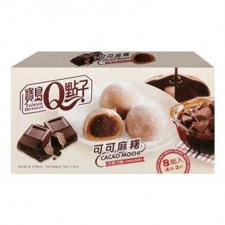 Mochi cacao sabor a chocolate 80g