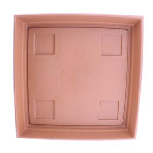 Plato macetero plástico 35x35