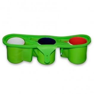 Molde de silicona para sublimación de tazas y recipientes