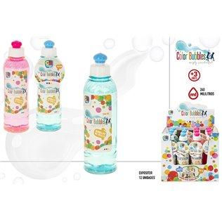 Botella liquido pompas 240 ml