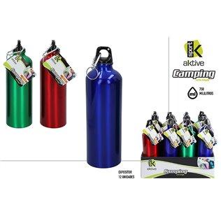 Botella aluminio 750 ml