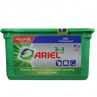 Ariel 3en1 Pods Original Detergente En Cápsulas 35Lavados