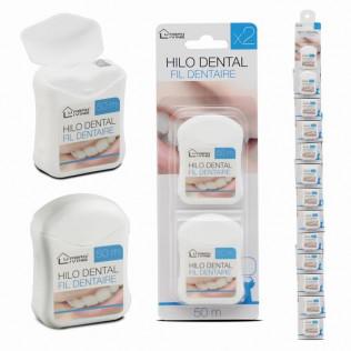 Hilo dental 50m x2