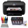 Impresora sublimación epson wf-7210 a3 con ciss