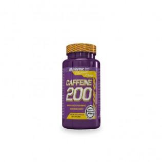Cafeína 100 cápsulas caffeine 200 platinum