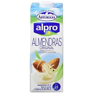 Bebida Asturiana Almendra Alpro 1L