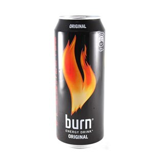 Burn Lata 500 ml