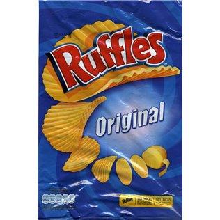 Patata ruffles onduladas 170gr