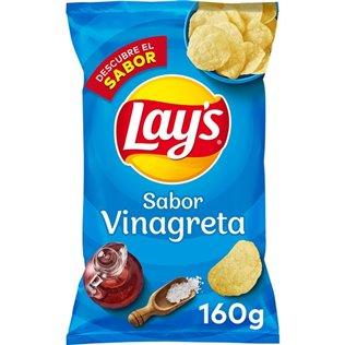 Patatas lays vinagreta 160g