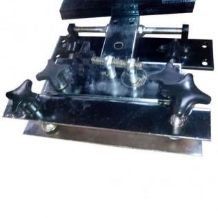 Máquina serigrafía uñeta manual microregistro