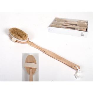 Cepilo baño exfo. C/ mango vitta 39x11cm