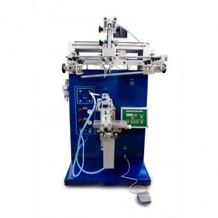 Máquina serigrafía cilíndrica y plana scp250