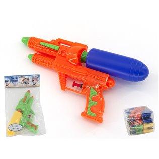 Pistola de agua doble chorro 26x13x2cm