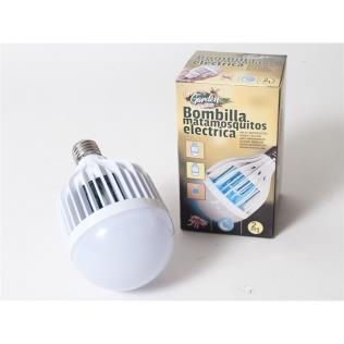 Bombilla led 7w matamosquitos electrico