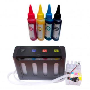 Lote ciss sistema de auto alimentación epson wf-7110 y tinta inkjet