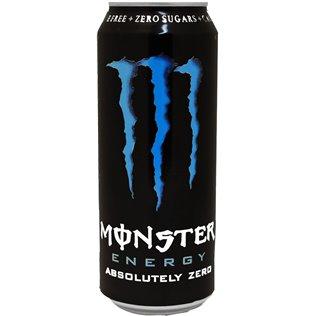 Bebida energ. Drink zero monster 500ml