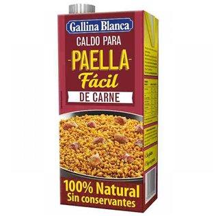 Cald. Gourmet g.b. paella carne 1l