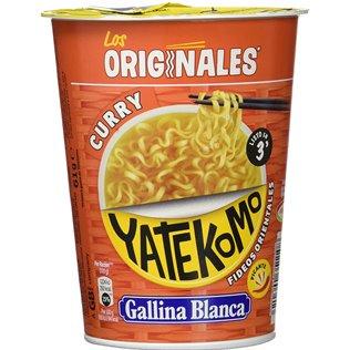 Yatekomo vaso g.b curry 61 gr