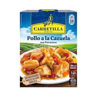 Pollo cazuela carretilla 250g