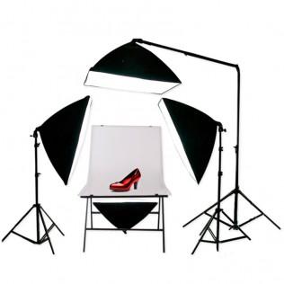 Kit de estudio fotográfico