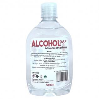 ALCOHOL 96º | HIGIENIZANTE MULTISUSOS