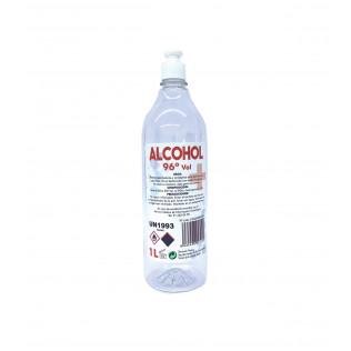 Alcohol 96º Higienizante multiusos 1 litro