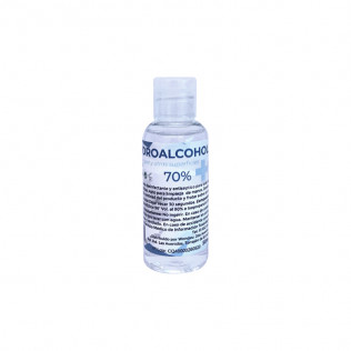Hidroalcohol 70%   Limpiador Higienizante Multiusos