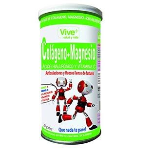 Colágeno + magnesio vive plus + 200g