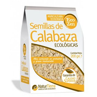 Semilla calabaza naturtierra 200g
