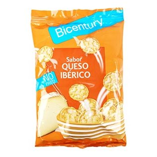 Tortina biocentiry mini queso 70g