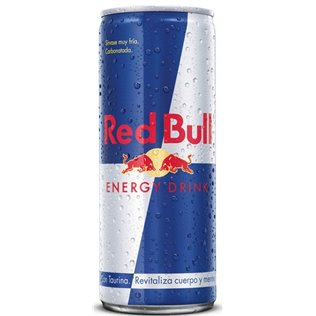 Bebida Red Bull energética 250 ml
