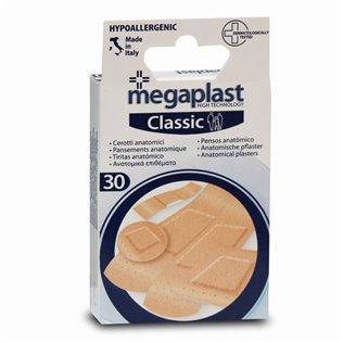 Apositos clasico sutido megaplast 30 unidades