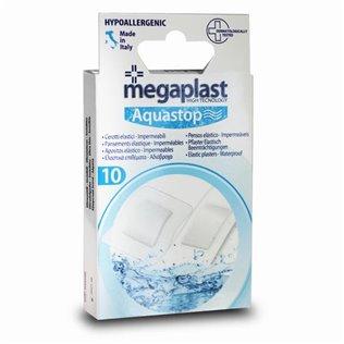 Aposito transp. Para agua megaplast surtido 10 ud
