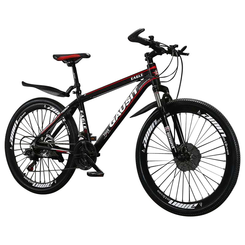 Bicicleta-de-montana-Ventagio-en-aluminio-cambio-shimano-21-velocidades miniatura 3