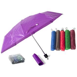 Paraguas mini sra. Manual 94d/24-54cm