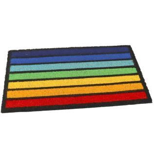 Felpudo coco 45x75cm colores