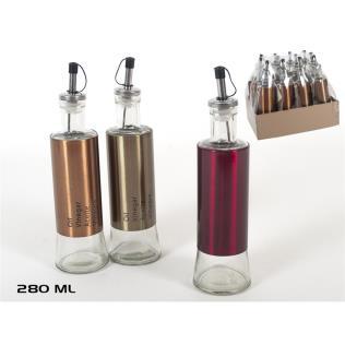 Vinagrera/aceitera lisbon 280 ml. Surt.